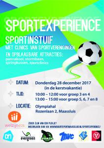Flyer Sportexperience 2017